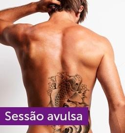 Remoção de Tatuagem de 676 a 900 cm² (1 sessão)